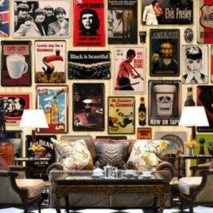 Los mejores posters vintage y retro.