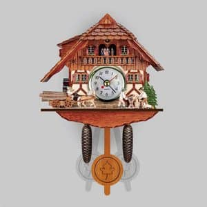 Los mejores relojes de cuco vintage