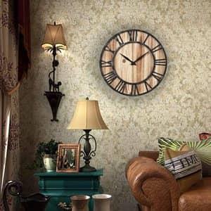 Los mejores relojes de madera vintage